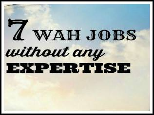 work from home jobs without any expertise