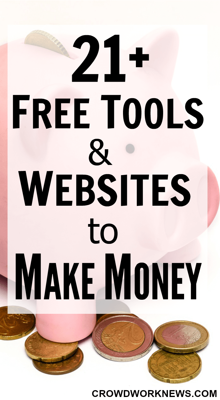 how to make money from a website for free