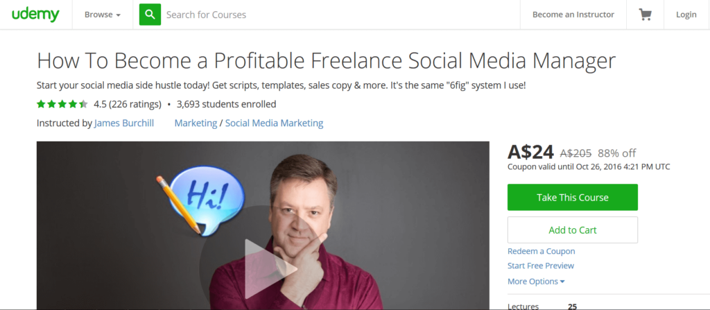 How To Become a Profitable Freelance Social Media Manager