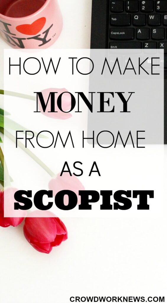 How to Make Money from Home As A Scopist