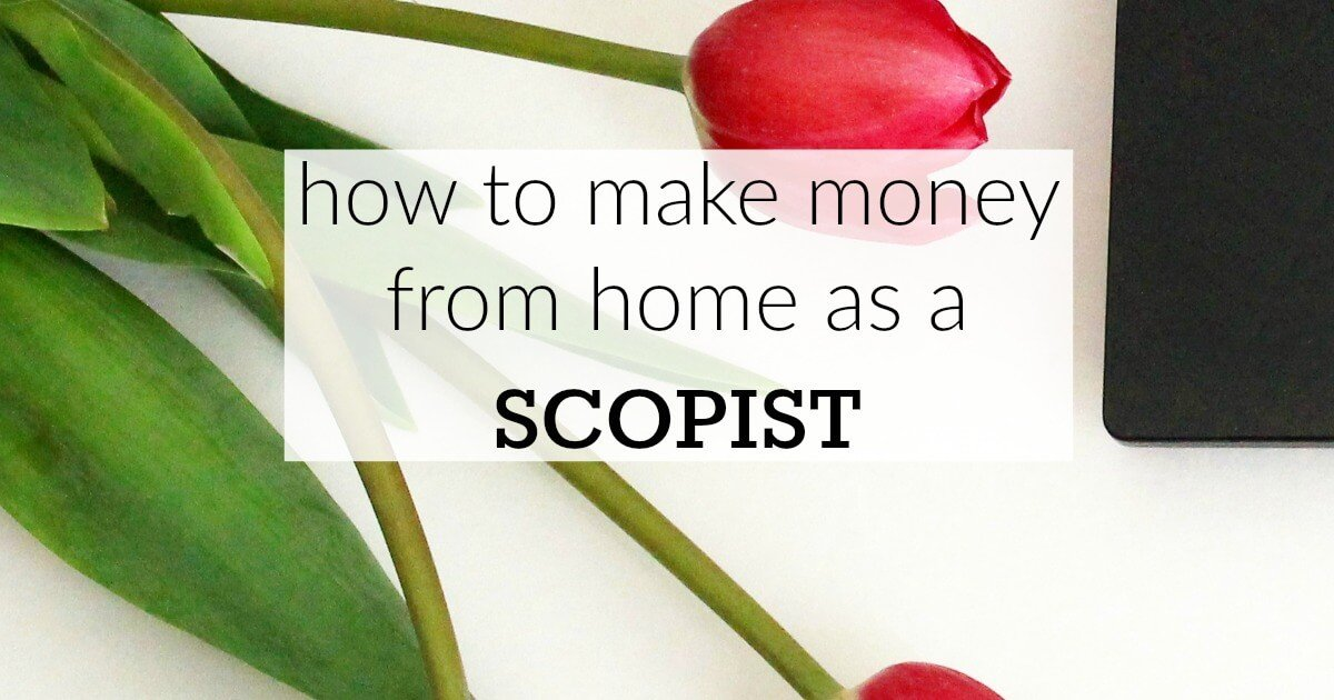 how to earn money from work at home how to make money from home as a scopist crowd work news 8901