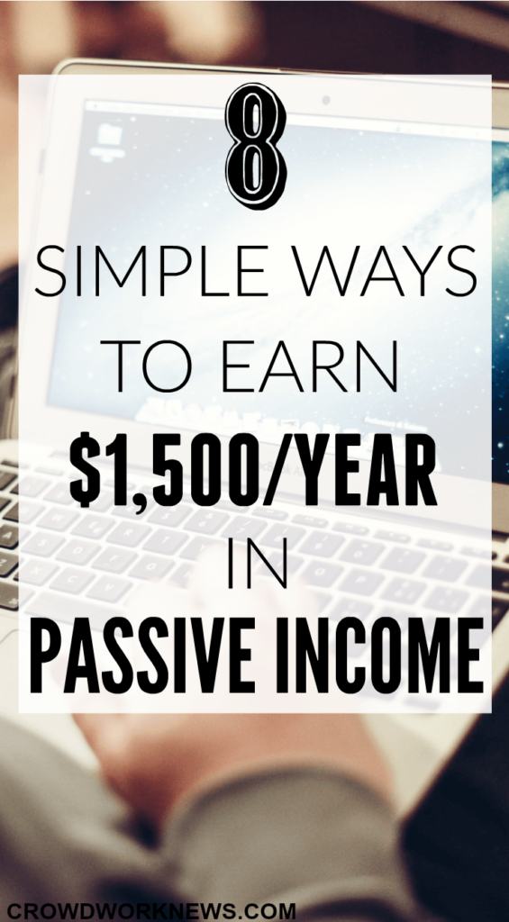 8 Simple Ways to Earn $1,500 in Passive Income