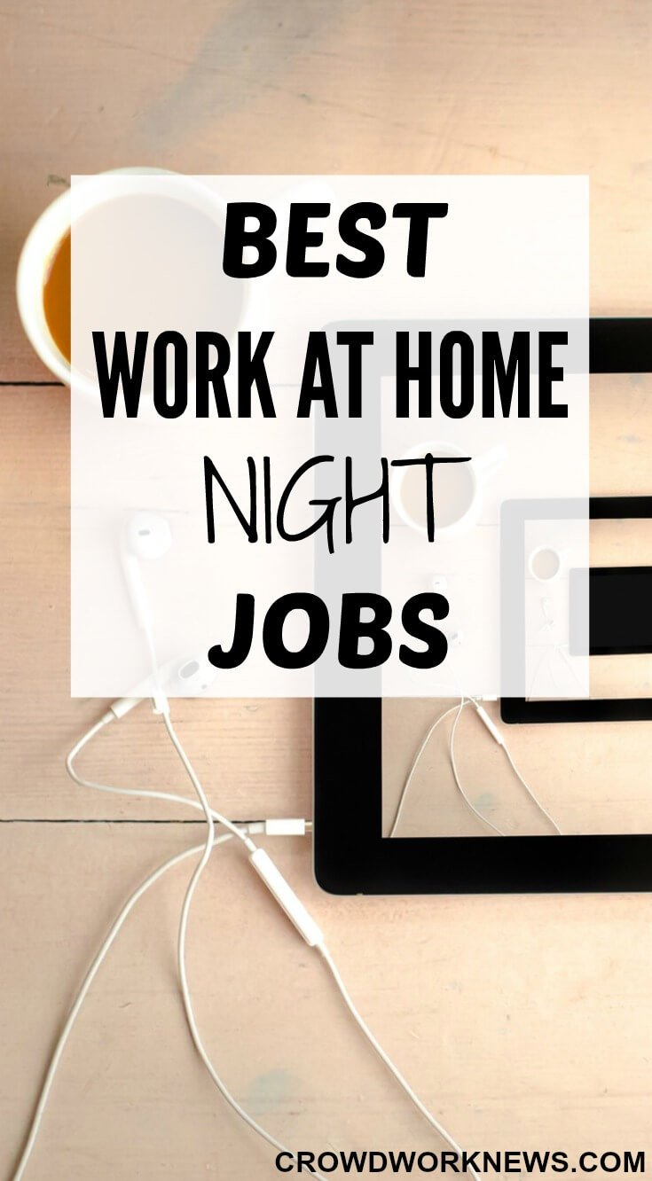 evening work from home jobs best work at home night jobs 986
