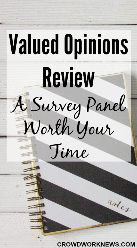 Valued Opinions Review - A Survey Panel Worth Your Time