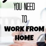 9 Key Skills You Need to Work From Home