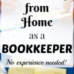 Work From Home As A Bookkeeper