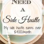Why You Need To Have A Side Hustle