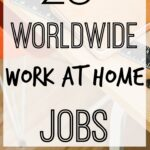 26+ Worldwide Work-At-Home Jobs