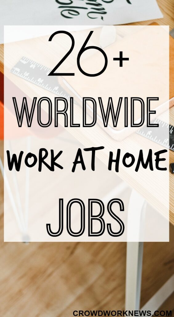 I Know It Is Relatively Hard To Find Online Jobs If You Are Not In The Us