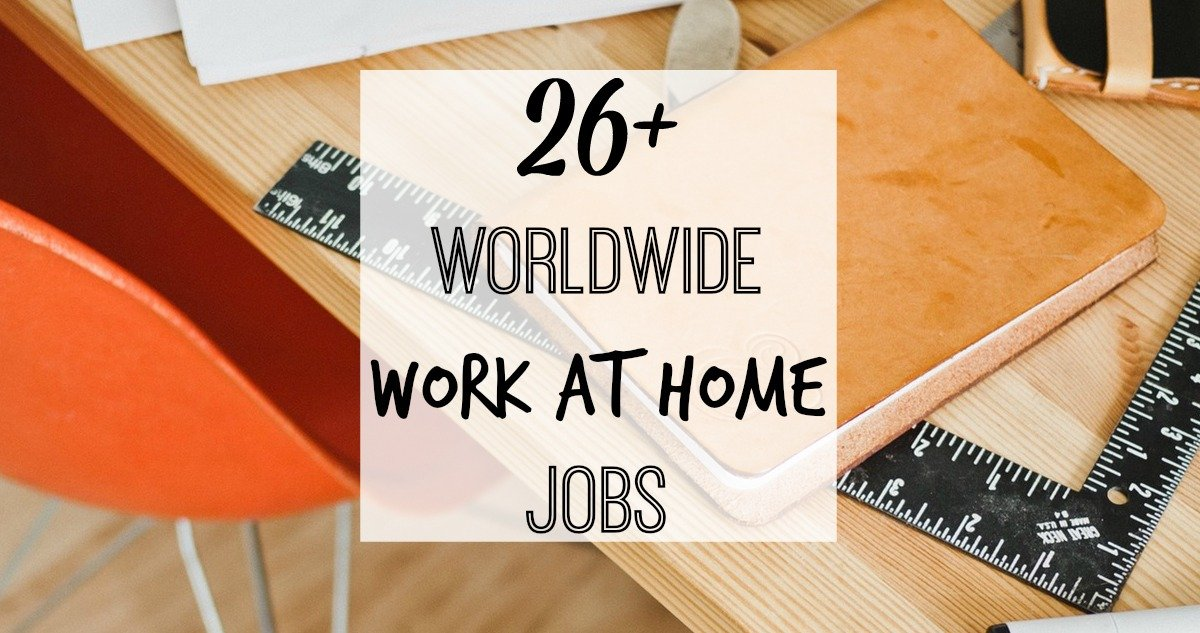 26+ Best Online Jobs You Can Do From Anywhere (Legit Companies)