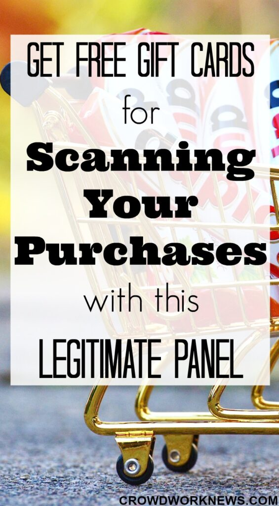Get Free Gift Cards for Scanning Your Purchases