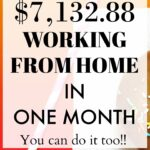 How I Earned $7,132.88 in 11th Month of Blogging
