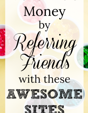 how to make money by referring friends
