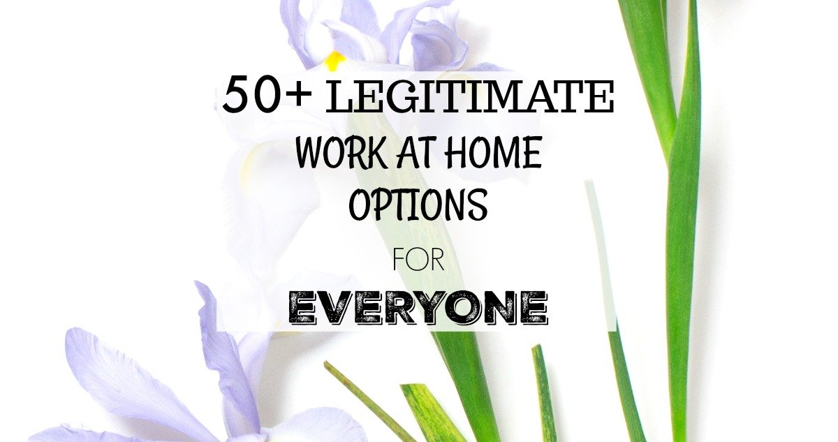 Work from home trading options