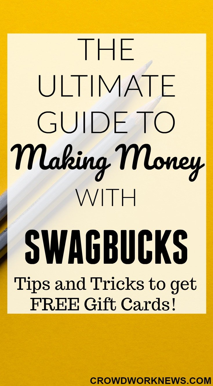 Swagbucks Review: 10+ Ways to Earn Money with Swagbucks com(2019)