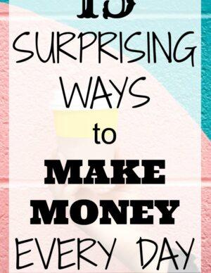 make money everyday
