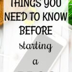 7 Things You Need to Know Before Starting a Blog