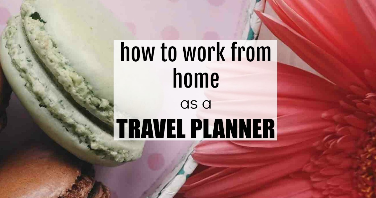 traffic to work from home how to work from home as a travel planner 6492