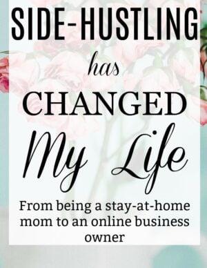 starting side hustle
