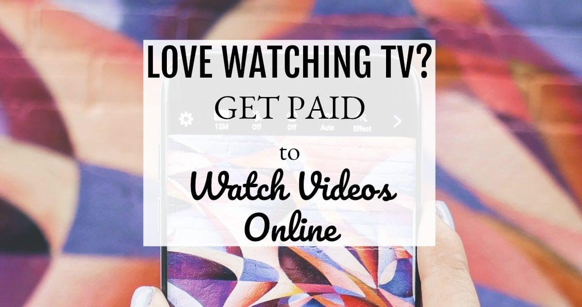7 simple ways make money watching videos online. Black Bedroom Furniture Sets. Home Design Ideas
