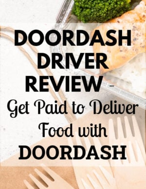 doordash driver review
