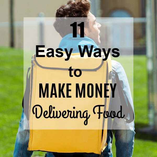 11 Food Delivery Jobs
