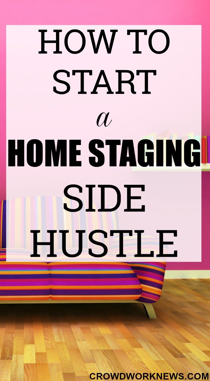 become a home stager