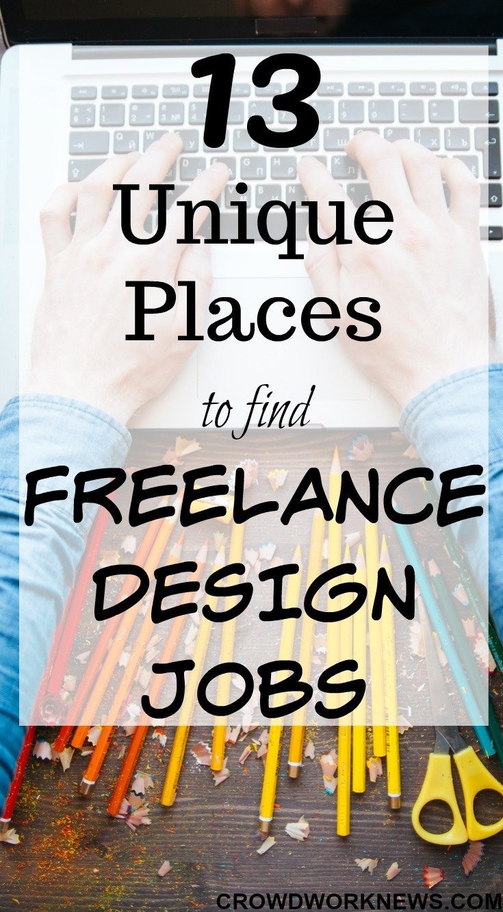 freelance design jobs
