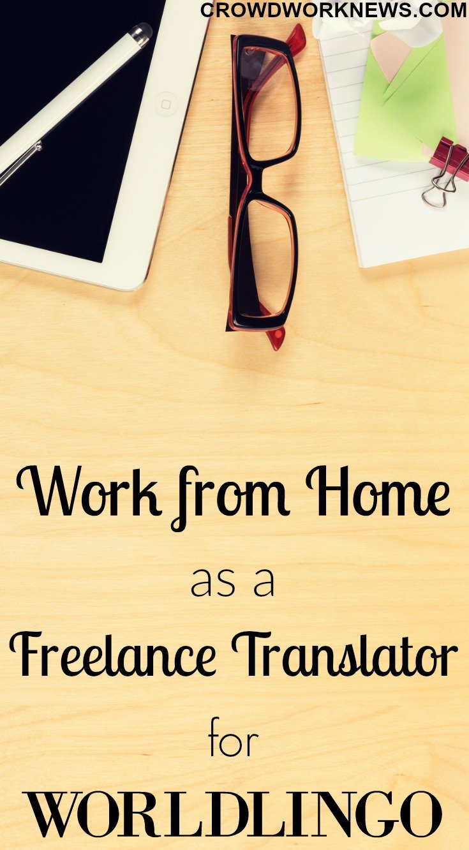 online translation jobs worldlingo