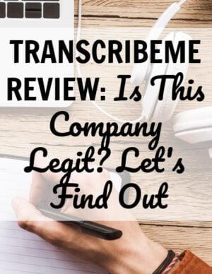 transcribeme review - is transcribeme legit