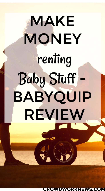 rent baby stuff