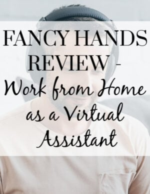 fancy hands review-work from home as a virtual assistant