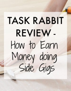 taskrabbit review - how to earn money doing side gigs