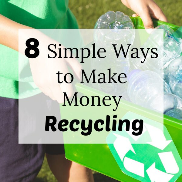 8 simple ways to make money recycling