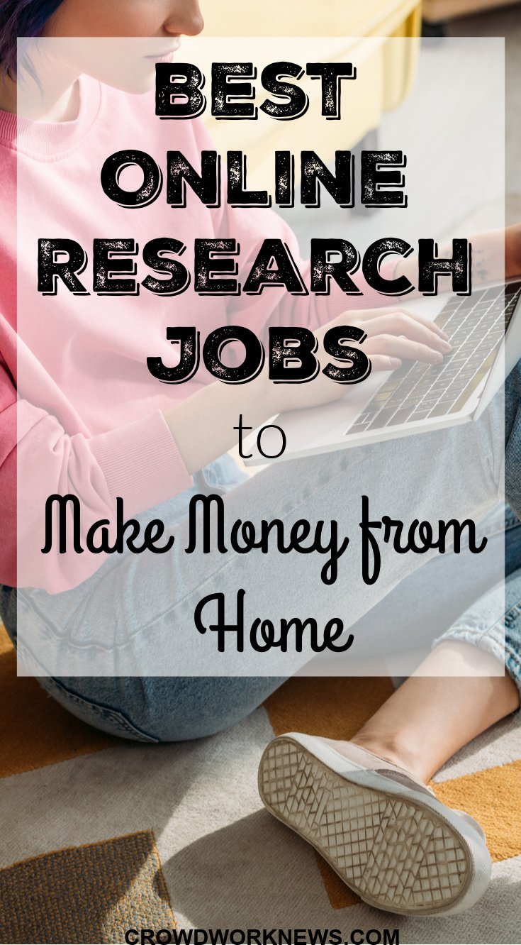 online research jobs