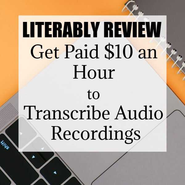 literably review - get paid for audio transcription