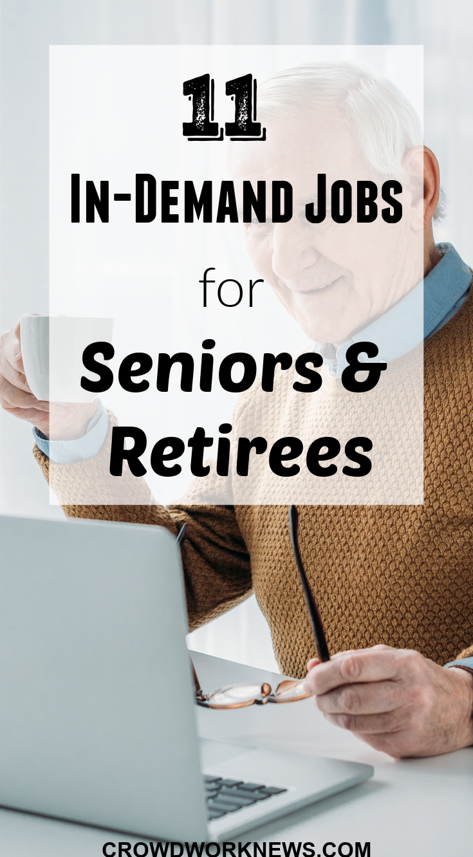 online jobs for seniors