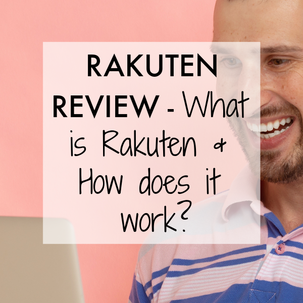 rakuten review - how does it work