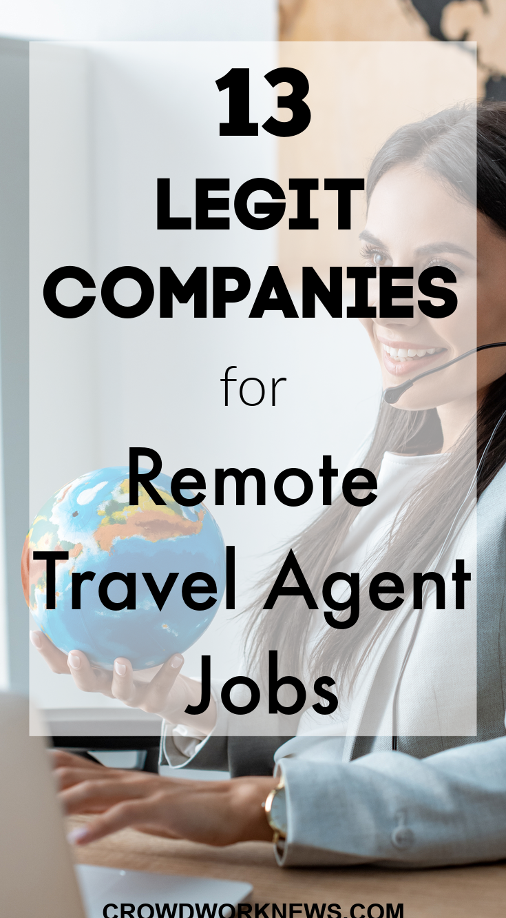 remote travel agent jobs