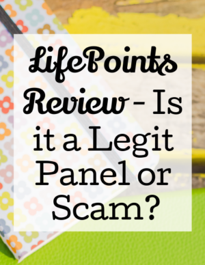 lifepoints review - is it a legit panel or scam