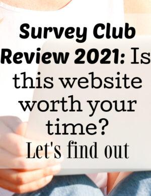 survey club review 2021